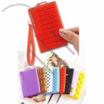 Fashion Silicone Luggage Tag