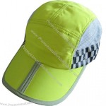 Fashion Street Folding Leisure Cap with Reflective Strip