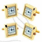 Fashion Watch Cufflinks