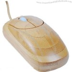Fashion Wooden Mouse