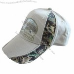 Fashionable Camouflage Baseball Cap with Pre-curved Peak
