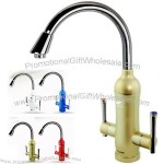 Fast Heating Water Tap With Hot And Cold Dual Control, Electric Heat Kitchen Faucet