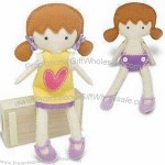 Felt DIY Doll Kit