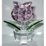 Fifth Avenue Crystal Reflections Flower Planter