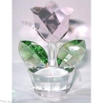 Fifth Avenue Crystal Reflections Rose Flower Planter