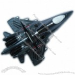 Fighter Shaped USB Flash Drive