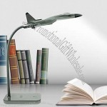 Fighter USB Rechargeable Desk Lamp