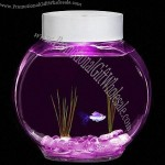 Fincredibles Fish Animated Electronic Pet with Color Changing LED