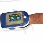 Finger Pulse Oximeter Blood Oxygen Monitor