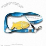 Fish USB Memory Stick with Lanyard