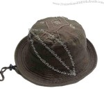 Fisherman hat made of 100% cotton