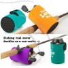 Fishing reel cover and stubby holder, Fishing Reel Can Cooler