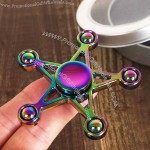 Five-pointed Star Hand Fidget Spinner