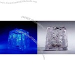 Flashing Color Changing Ice Cubes