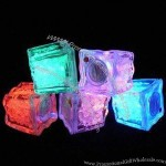Flashing LED Ice Cube Ligh