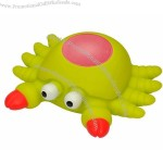Flashing LED Light Bath Toy, Night Light LED Flashing Rubber Toys