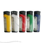 Flashing lighter with LED 3 in 1