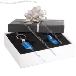 Flashligt and Multi-Tool Gift Set for Car Theme