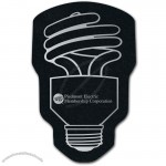 Flat Tire Recycled Tire Energy Efficient Light Bulb Coaster