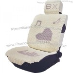 Flax Anti-bacterium Cool Car Seat Cushion
