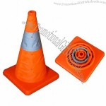 Flexible Retractable Traffic Cone
