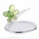 Flower Design Wall-mounted Soap Dish
