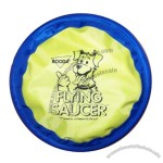 "Flying Disc Pet Toy W/ Dog Accent Cover (8.3"" Diameter)"