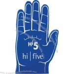 Foam High Five Hand Mitt