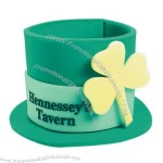Foam St. Patrick'S Day Top Hat