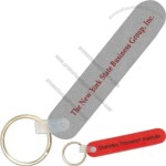 Foamcor Salon - 2 color imprint - Foamcor salon board / key tag