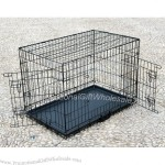 Foldable Dog Cage Kennel - XXL 42""