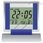 Folderable LCD Clock