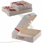 Folding Disposable Box, Made of Safety Paper Board, Suitable for Packing Food