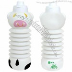 Folding Toys Plastic Drink Bottle