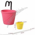 Food-grade Silicone Foldable Storage Bucket
