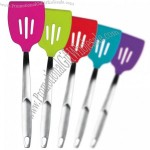 Food Grade Silicone Slotted Turner