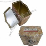 Food Packaging Tin Box for Coffee