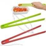 Food Silicone Tongs