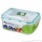 Food Storage Container Set, Made of Plastic/PVC