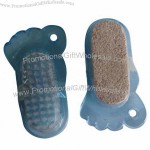 Foot Shaped Foot File, For Quick Removal Of Hard Skin, Pumice Stone