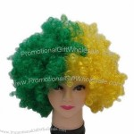 Football Fan Wig for 2014 Brazilian World Cup