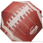 Football Golf Umbrella