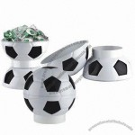 Football Shape Wine Ice Bucket