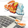Footprint Flip-Flops USB Flash Drive Memory Stick