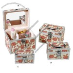 Four-in-one Cosmetic Box