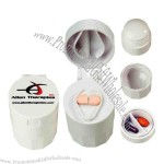Four in one pill box/cutter/cup and pill crusher