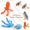 Free Man CellPhone Holder USB Flash Drive