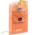 Frosted Die Cut Handle Bag - Small