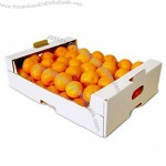 Fruit Paper Packaging Tray Boxes