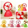 Fruit Series Touch Fan USB Rechargeable
